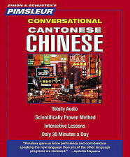 Pimsleur Chinese (Cantonese) Conversational Course - Level 1 Lessons 1-16 CD: Le