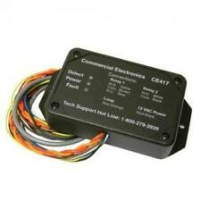 Ce-417 Dual-Output External Loop Detector with 12V Power Supply