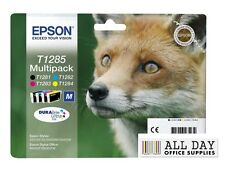 Epson DURABrite T1284 Fox Yellow Authentic Ink Cartridge
