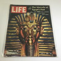 VTG Life Magazine: April 5 1968 - A New Series: The Marvels of Egypt's Past