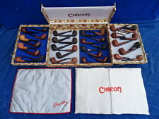 VALISE DE REPRESENTANT / Suitcase - VINTAGE - PIPES CHACOM - RARE+++ !