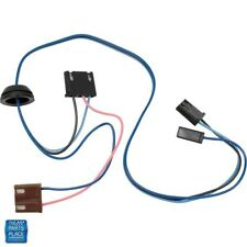 1965-1966 Impala Bel Air Caprice Wiper Motor Harness 2 Speed Wipers With Washer