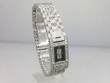 AUDEMARS PIGUET 18K WHITE GOLD & DIAMOND LADIES WATCH 67029BC NEW!