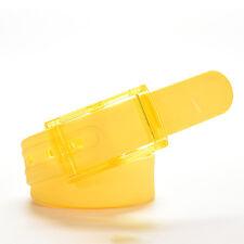 Fibbia in plastica di silicone stile fibbia artificiale WQZY
