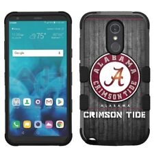 for LG Stylo 4 Armor Impact Hybrid Cover Case Alabama Crimson Tide #W