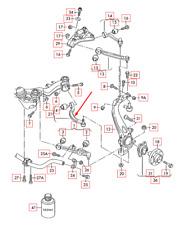 Audi A8 D3 Vorne Rechts Unten Querlenker 4E0407694R 4.2 Benzin Neu Original