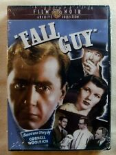 Fall Guy (DVD, 1947) Film Noir Archive Collection Clifford Penn New Unopened