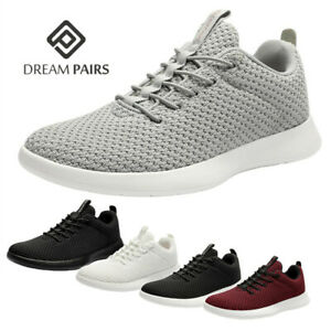 DREAM PAIRS Women's Lightweight Knit Sneakers Casual Walking Shoes
