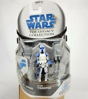 N3W Hasbro 2008 Star Wars Legacy Collection CLONE TROOPER Figure Droid Factory