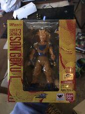 Bandai Super Saiyan 3 Son Goku S.h. Figuarts Ss3 Goku Dragon Ball Z Tamashii