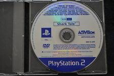 Shark Tale Playstation 2 PS2 Promo