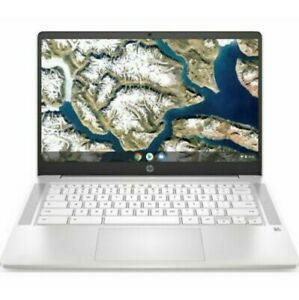 "HP Chromebook 14-NA0500SA 14""64GB, AMD Dual Core N4000, 4GB Laptop Notebook"