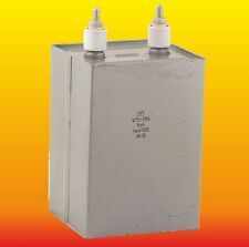 1 uF 16 kV RUSSIAN HIGH VOLTAGE PULSED COMBINED PIO CAPACITOR K75-29A