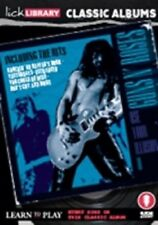LICK LIBRARY Learn to Play GUNS N ROSES USE YOUR ILLUSION II CLASSIC GUITAR DVD
