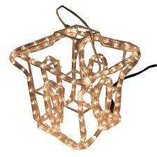 leuchtende Laterne H26cm Innenbeleuchtung Aussenbeleuchtung Dekoration Warmweiss