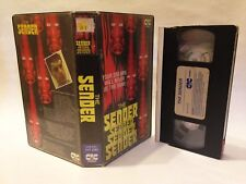 THE SENDER CIC PRE CERT EX RENTAL SMALL BOX HORROR VIDEO VHS