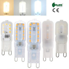 Dimmable LED Corn Bulb Light G9 3W 5W 7W Silicone Crystal Halogen Lamp 110V 220V