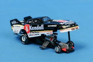 Action Racing PROTOTYPE 1:64 1996 Chuck Etchells Kendall Oil Funny Car NHRA