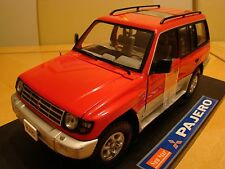 1/18 Mitsubishi Shogun Pajero 24 Valve V6 3500 New with box
