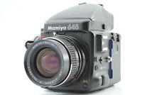 【ALMOST MINT】 Mamiya 645 Pro Medium Format Camera Sekor C 55mm f/2.8 S Japan