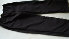 ICE,FIGURE SKATING FULL ZIP TRAINING PANT,SZ SMALL,NWT