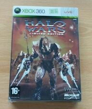 Halo Wars Limited Edition - UK (English language) - XBOX 360 / XBOX ONE Complete