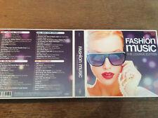 Fashion Music - Lounge Edition   [4 CD Box]  Bonobo Tape Five Nils Landgren TY