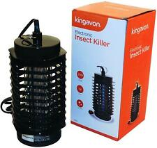 Kingavon Electric Ultra Violet Flying Insect Killer Home Food Caravan Motorhome
