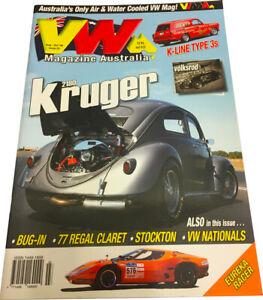 VW Magazine - AUG - OCT 2009 - BEETLE BUG BUS KOMBI VW CAMPER