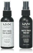 NYX Professional Makeup Setting Spray 60ml Matte Finish Long Lasting Shine-Free