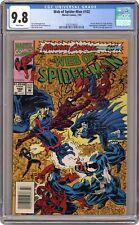 Web of Spider-Man #102 CGC 9.8 1993 3757214025