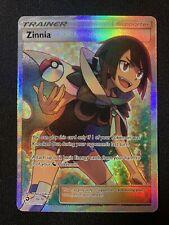 New ListingPokemon Trainer Full Art Zinnia 70/70 Nm Card Dragon Majesty
