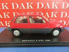 Die cast 1/24 Modellino Auto Renault 5 GTL 1985