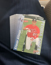 2000 Peoria Chiefs Team Set INCLUDING Albert Pujols First Card Blue Border
