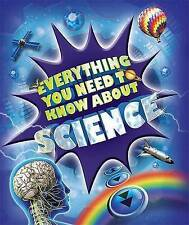 Everything You Need to Know about Science by Dr Mike Goldsmith (Hardback, 2009)