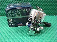 Daiwa SilverCast Spincast Reel 3BRGS Size 120A SC120A
