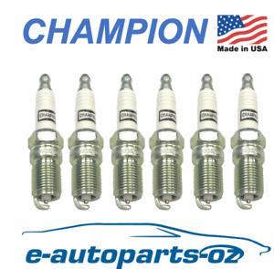 6 x Premium Platinum Spark Plugs Mazda Tribute YU08 3.0L 6 CYL AJ 2000 -2008