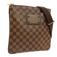 LOUIS VUITTON POCHETTE PRATT BROOKLYN SHOULDER BAG MI4100 DAMIER N41100 JT08661e