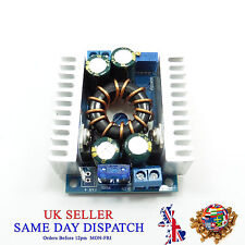 10V-30V DC-DC 150W 12A Adjustable Step-up Module Boost Power Supply 12V 24V