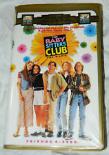 Classic The Babysitters Club - The Movie (VHS, 1996, Clam Shell Case)