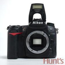 NIKON D7000 DX FORMAT 16.2MP DIGITAL SLR CAMERA BODY ONLY ** PLEASE READ **