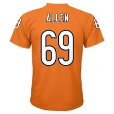 1bd8069ba15 Outerstuff Jared Allen NFL Chicago Bears Player Name   Number Replica Jersey