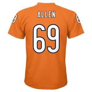 Jared Allen NFL Chicago Bears Player Name & Number Replica Jersey Youth (S-XL)