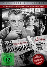 Slim Callaghan greift ein * DVD Krimi Serie Victor de Kowa Eva Pflug Pidax Neu