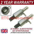 2X VANOS SOLENOID OIL CONTROL VALVE FOR PEUGEOT 207 1.4 1.6 2006 ON