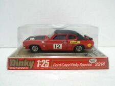 Dinky Vintage Manufacture Diecast Cars