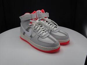 "Nike Air Force 1 High '07 LV8 ""Vast Grey"" CI1117-101 Men's size 9.5 US"