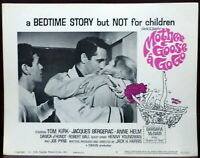 Mother Goose a Go Go LOT 2 ORIGINAL 1966 Lobby Cards Anne Helm Tommy Kirk