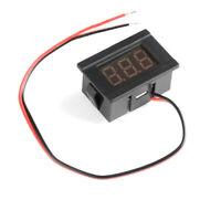 10X(Dc Digital Voltmeter Kopf 0,36 Zoll Led Digital Voltmeter Dc 4,5-30 V M L5Z4