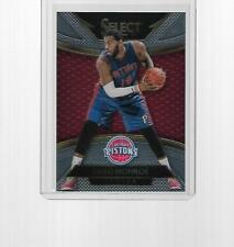 2014-2015 PANINI SELECT BASKETBALL COURTSIDE GREG MONROE #257